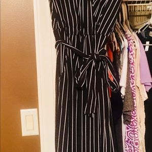Time And Tru Other Cropped Jumpsuit Nwot Poshmark